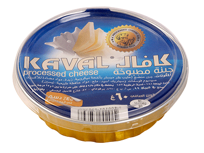Processed cheese 60g